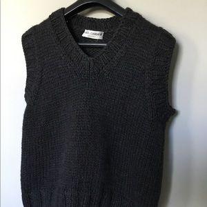 Dolce & Gabbana Vintage Knit Vest